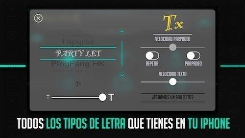 Captura imagen 2 Display Go aplicacion mensajes led