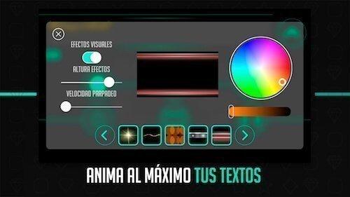 Captura imagen 4 Display Go aplicacion mensajes led